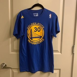 Golden State Warriors Stephen Curry T-Shirt
